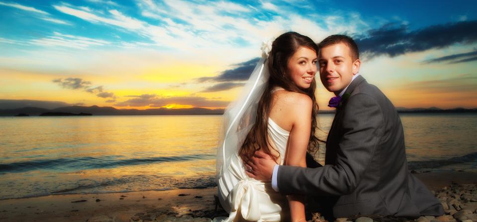 Wedding photography by Hobart photographer Paul Redding