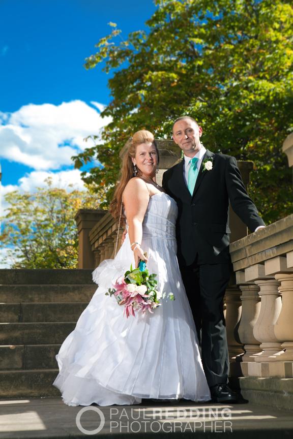 Image captured by Tasmanian wedding photographer - Paul Redding.