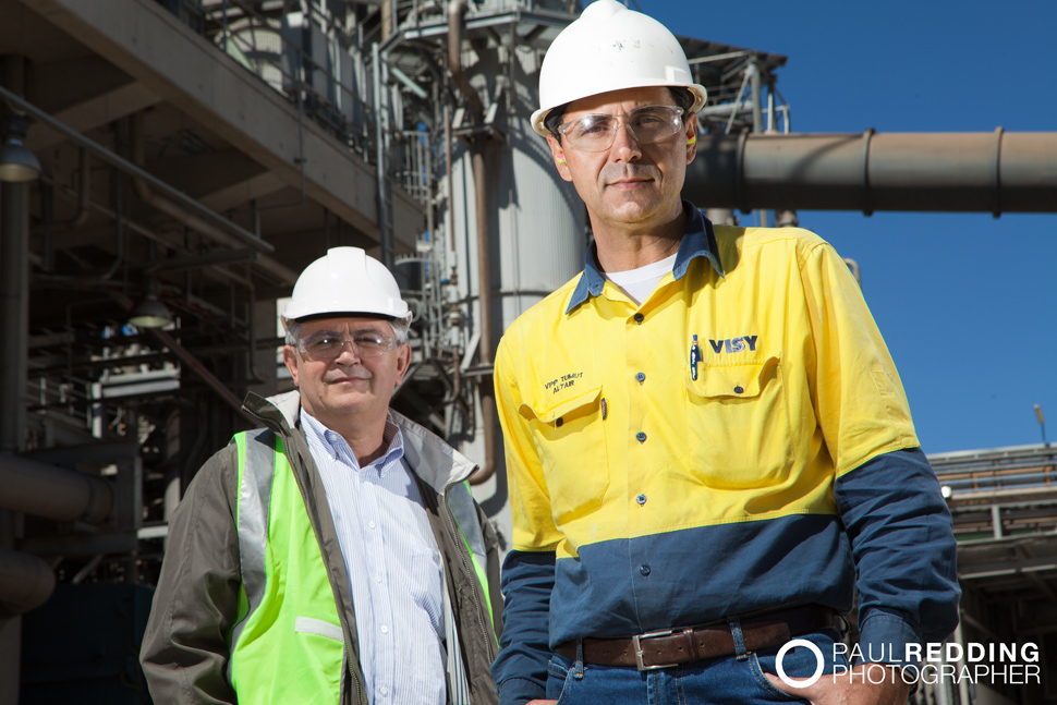 Visy Pulp and Paper Mill Tumut NSW - Paper mill photographer - Paul Redding