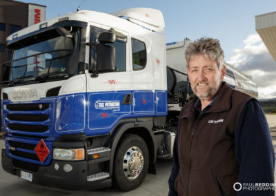 Truck Photographer Hobart