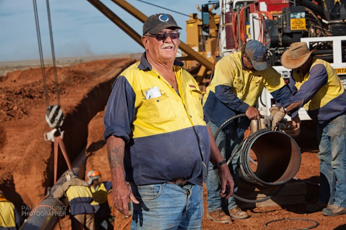 Gas Pipeline Photographer Hobart