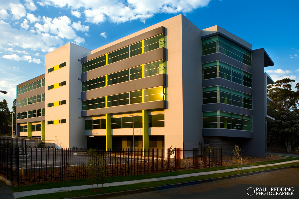 Commercial building photography by Paul Redding Commercial building photographer Hobart Tasmania