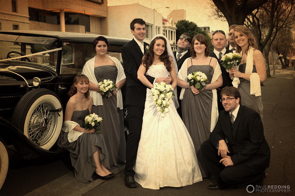 Melissa and Andrew's Hobart Wedding 31/8/2013 by Paul Redding – Wedding Photographer Hobart