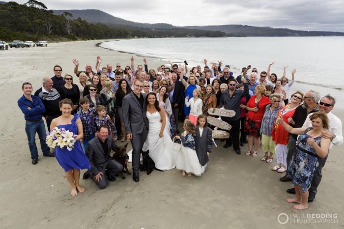 14 Bruny Island Wedding photography 7-12-13 by Bruny Island wedding photographer, Paul Redding