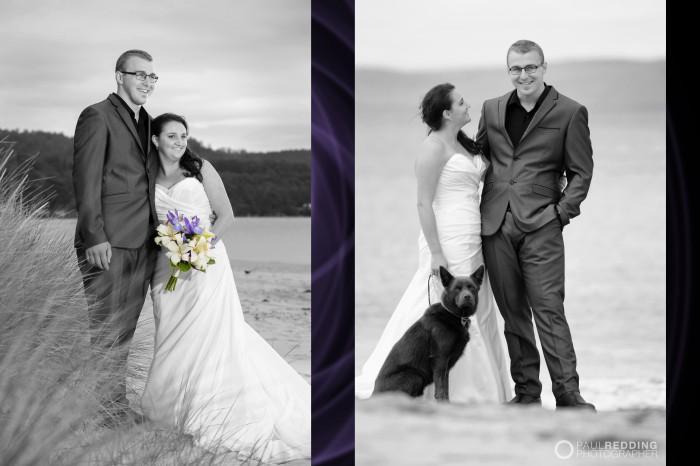 4 Bruny Island Wedding photography 7-12-13 by Bruny Island wedding photographer, Paul Redding