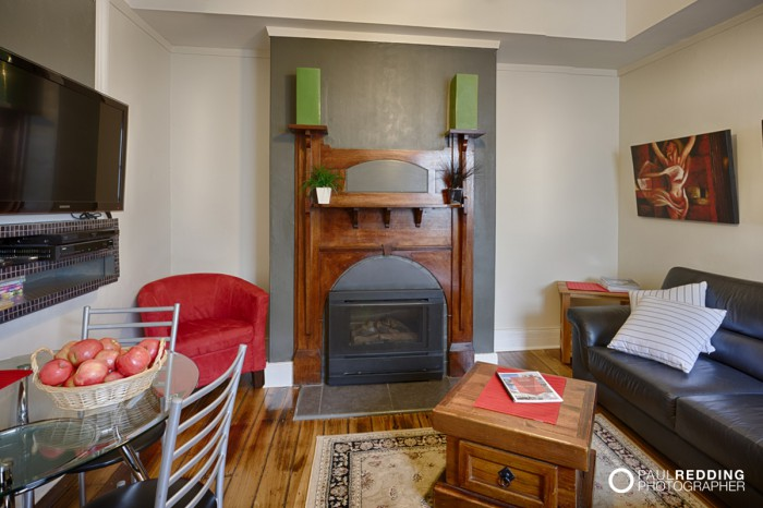132 Melville Street Hobart - Holiday Accommodation Photographer Hobart
