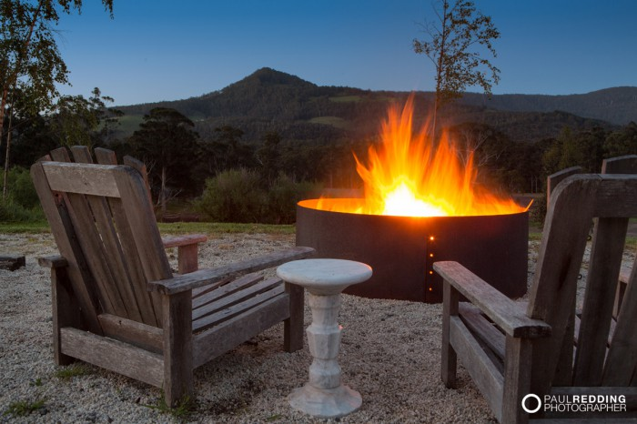 landscaping - Real estate photography by Paul Redding - Real estate photographer Huon Valley
