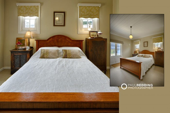 Interior Real estate photography by Paul Redding - Real estate photographer Huon Valley