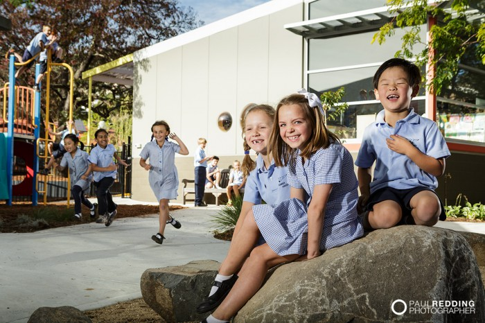 Waimea Heights Primary School by Paul Redding - Public Relations Photographer Hobart