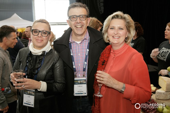 48- Candid group at Insurance Advisernet Australia Conference 2015 - Trade Show at Princes Wharf No 1 Shed. Photography by Paul Redding, Hobart Trade Show Photographer.