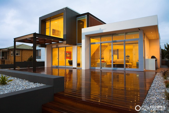 ADM Projects - Exterior photography by Paul Redding, Architecture Photographer Hobart