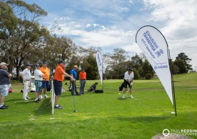 IAA Conference 2015 Golf Day. Teams on the fairway Tasmania Golf Club. Photography by Conference Activities Photographer, Paul Redding - Hobart 17