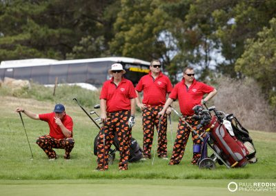IAA Conference 2015 Golf Day. On the fairway Tasmania Golf Club. Photography by Conference Activities Photographer, Paul Redding - Hobart 11