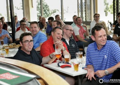 IAA Conference 2015 Golf Day 19th Hole. Photography by Conference Activities Photographer, Paul Redding - Hobart 3