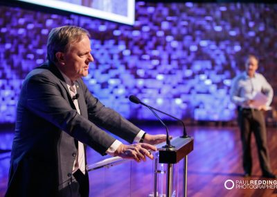 Peter Costello - IAA Conference 2016 Plenary photography by Paul Redding , Events photographer Hobart - I