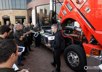 Cievents - Freightliner Boot Camp Conference and dinner 2016 by Paul Redding boot camp photographer Hobart-55