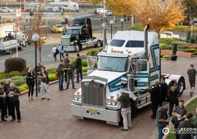 Cievents - Freightliner Boot Camp Conference and dinner 2016 by Paul Redding boot camp photographer Hobart-12