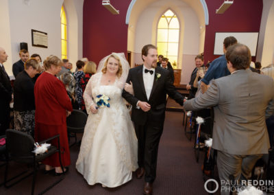 W835_264-- St Georges Anglican Church Sorell Tasmania by Paul Redding Photographer Hobart. Fun Wedding photography
