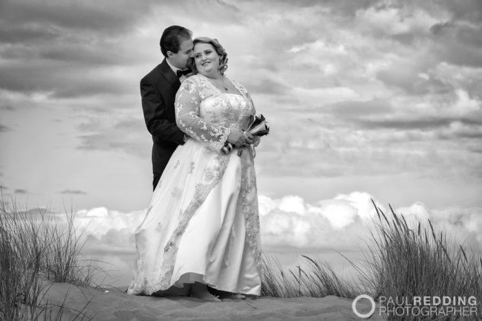 W835_402a--Fun Wedding photography Seven Mile Beach Tasmania by Paul Redding Photographer Hobart