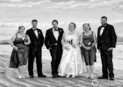 W835_456a--Fun Wedding photography Seven Mile Beach Tasmania by Paul Redding Photographer Hobart