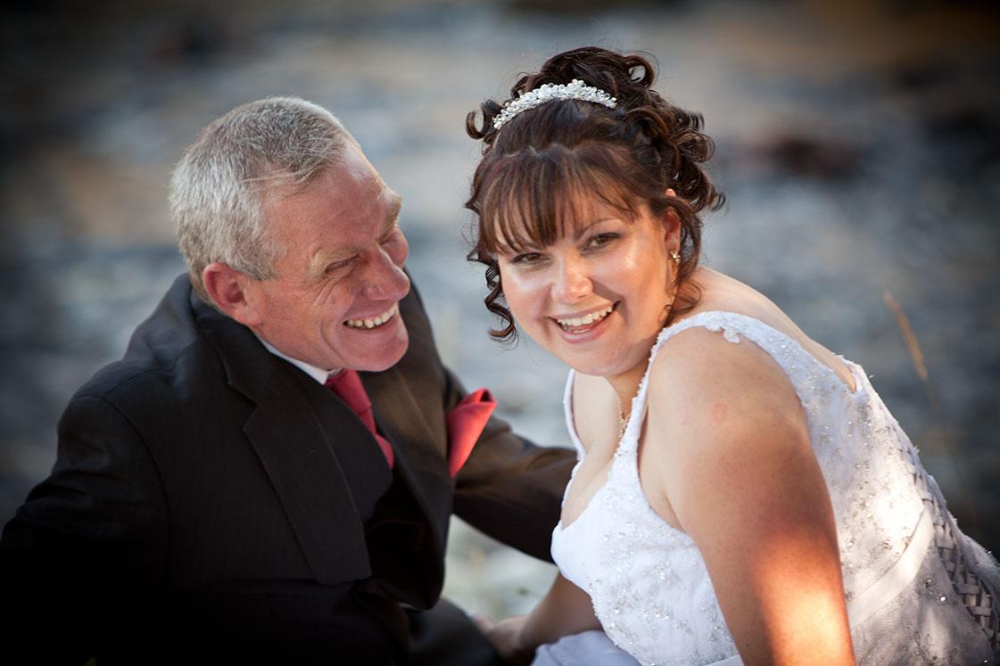 Josephine & Nicholas – Pelverata Wedding Tasmania 15/1/2011