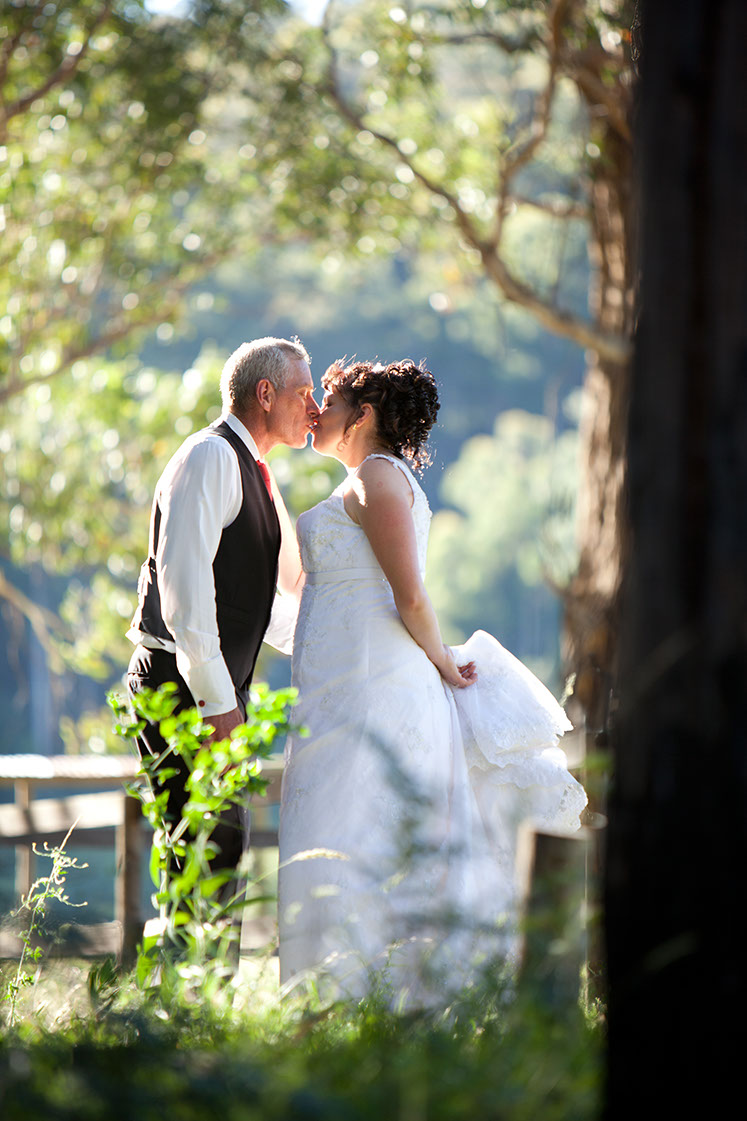 Wedding Pelverata / Huon Valley Tasmania