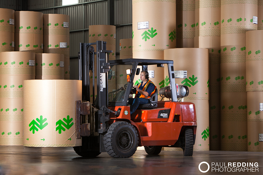 Norske Skog paper mill Boyer TAS