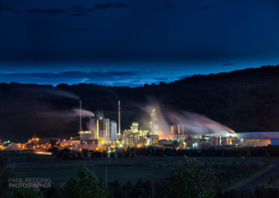Andritz - Visy. Paper Mill photography by Paul Redding - Paper Mill Photographer Australia - Hobart industrial photographer