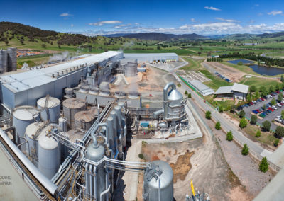 Andritz - Visy. Paper Mill photography by Paul Redding - Paper Mill Photographer Australia