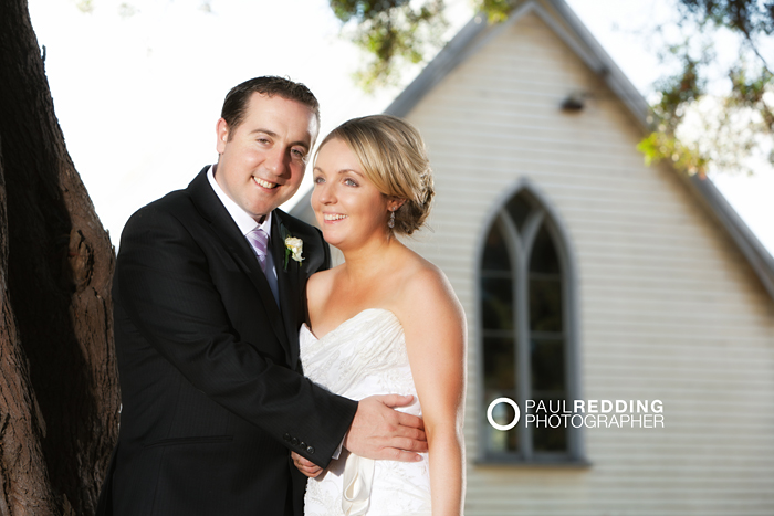 Leslie and Audrey Reddy's  Huonville wedding photography
