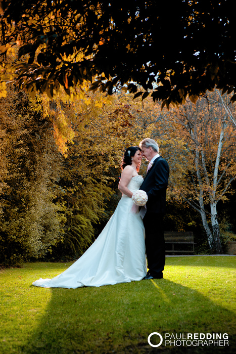 Karen and Kevin's wedding photography at Newlands House North Hobart by wedding photographer Paul Redding 21-4-2012