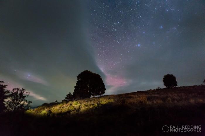 Aurora Australis Judbury by Paul Redding Photographer Tasmania