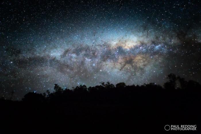Milky Way by Paul Redding Aurora Photographer Tasmania