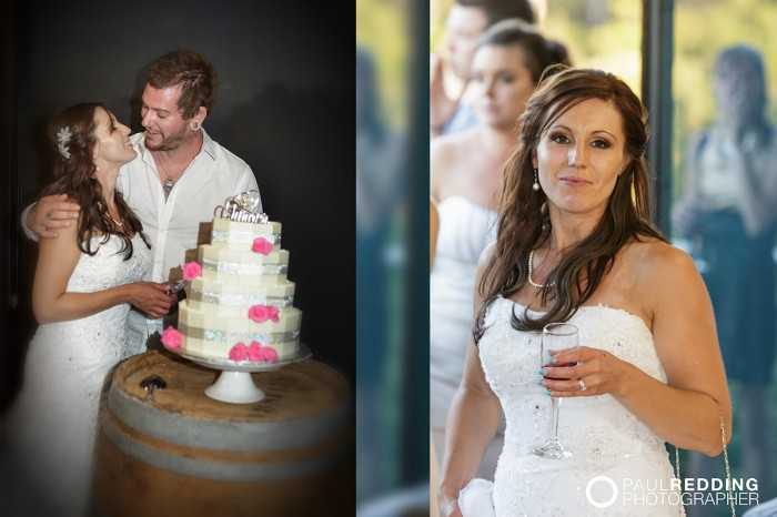 Wedding photography Barilla Bay Tasmania by Paul Redding, wedding photographer Hobart
