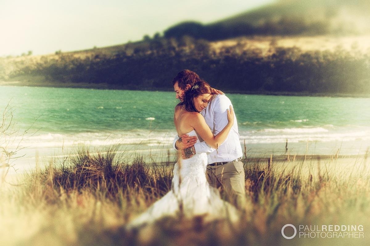Tamara and Brendan's Wedding 1st February 2014 by Paul Redding, Hobart Wedding Photographer