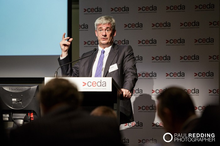 Saul Eslake - CEDA- Economic and Political Overview 2014