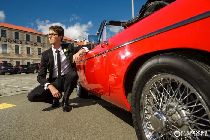 4 - Hobart Wedding  Photography by Paul Redding, South Hobart Wedding Photographer