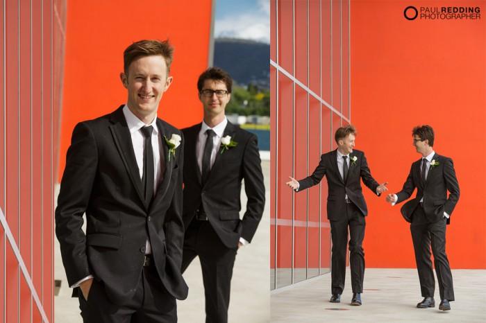 5 - Hobart Wedding  Photography by Paul Redding, South Hobart Wedding Photographer
