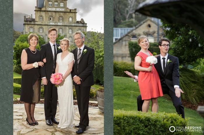 19 - Hobart Wedding  Photography by Paul Redding, South Hobart Wedding Photographer