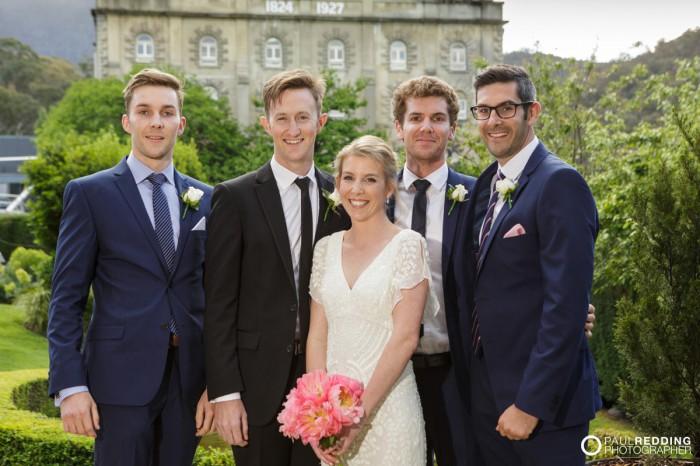 20 - Hobart Wedding  Photography by Paul Redding, South Hobart Wedding Photographer