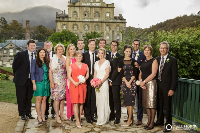 21 - Hobart Wedding  Photography by Paul Redding, South Hobart Wedding Photographer