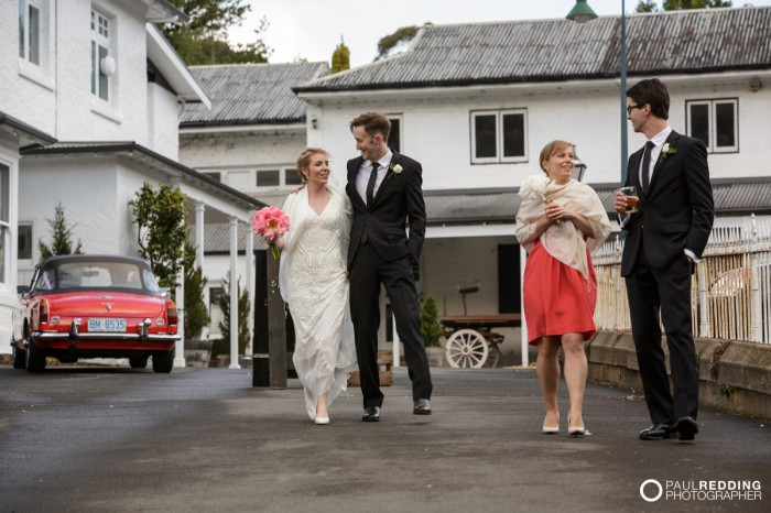 29- Hobart Wedding  Photography by Paul Redding, South Hobart Wedding Photographer
