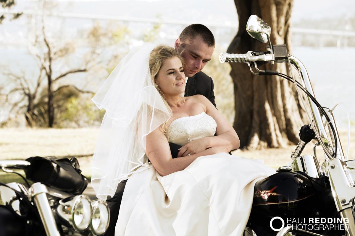 Nerrida & Dwayne's wedding by Paul Redding. Wedding photographer Lindisfarne.