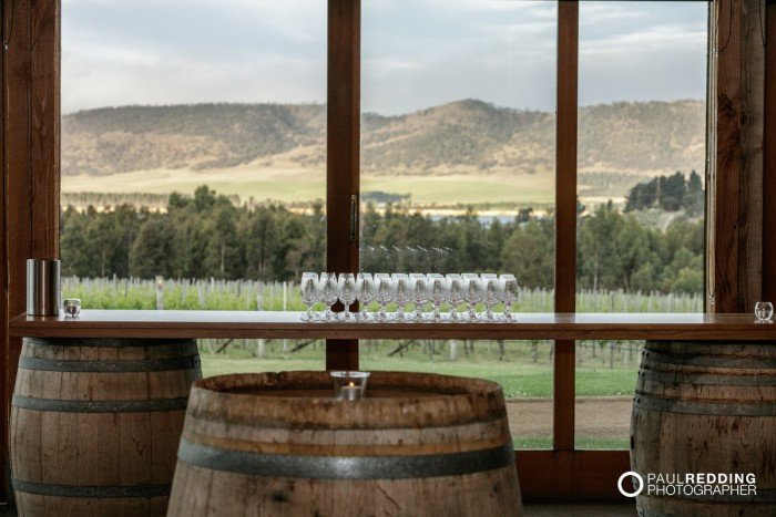 Insurance Advisernet Australia Conference 2015. Frogmore Creek Winery. Pre Conference Welcome Dinner Photography by Paul Redding, Hobart Conference Photographer.