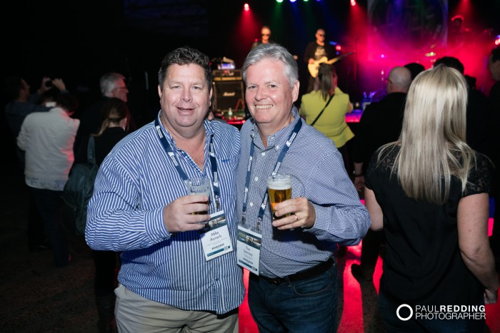 10- The Angels at the Insurance Advisernet Australia Conference 2015 - Trade Show at Princes Wharf No 1 Shed. Photography by Paul Redding, Hobart Trade Show Photographer.