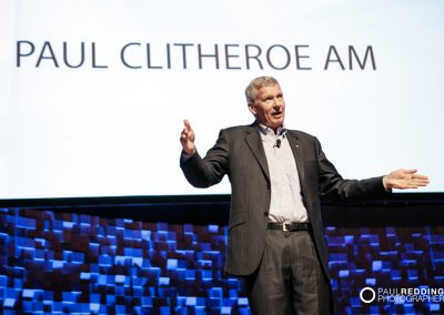 Paul Clitheroe - IAA Conference 2016 Plenary photography by Paul Redding , Events photographer Hobart - L