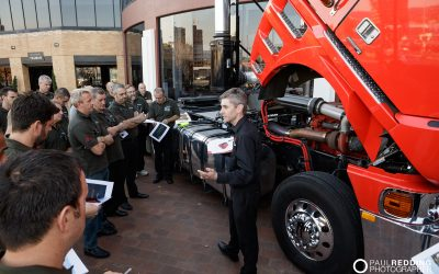 Freight liner Boot camp 2016 by – Paul Redding , Boot Camp Photographer Hobart