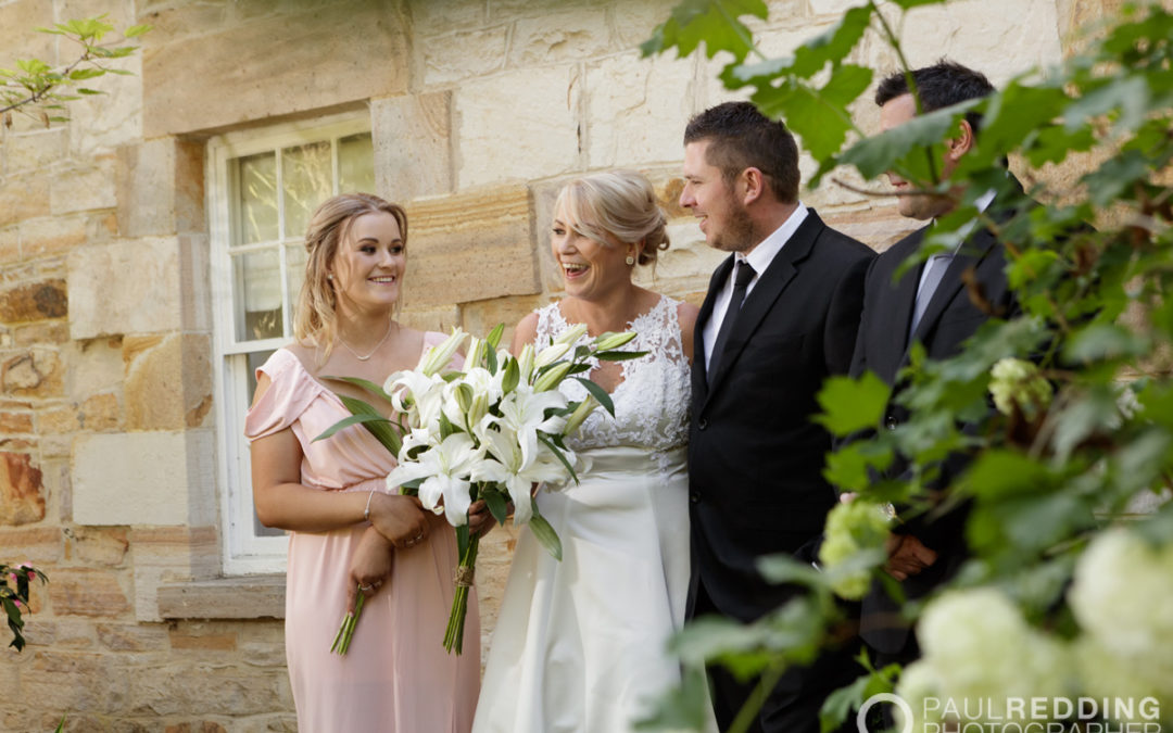 Todd & Karen's Stonefield wedding photography by Paul Redding Photographer Hobart Tasmania 17-10-2015