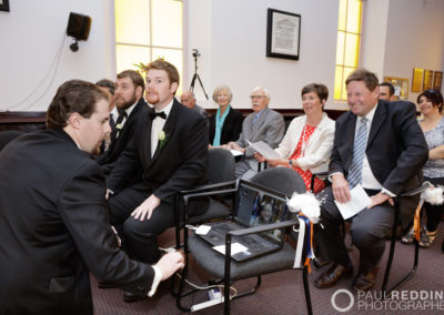 W835_138-- St Georges Anglican Church Sorell Tasmania by Paul Redding Photographer Hobart. Fun Wedding photography