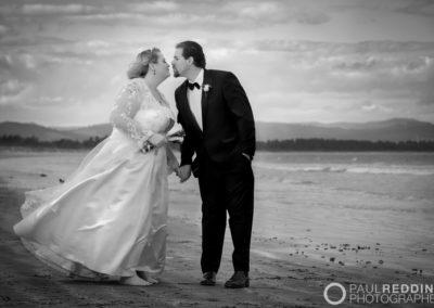 W835_504a--Fun Wedding photography Seven Mile Beach Tasmania by Paul Redding Photographer Hobart